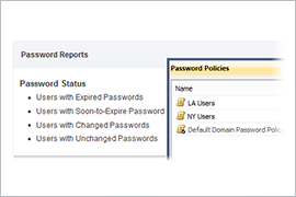 Enhanced Active Directory Reports