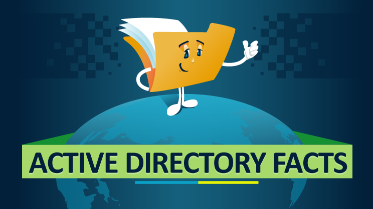 Infographics. Active Directory Facts